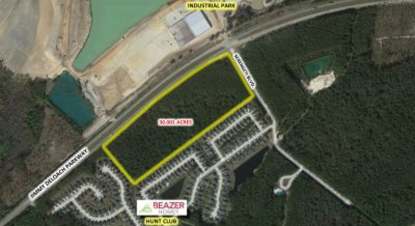 JIMMY DELOACH 30 ACRE PARCEL
